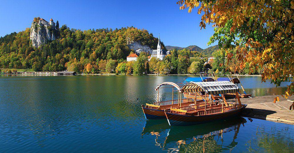 DAY 1 Arrival to Slovenia -Bled /Bohinj