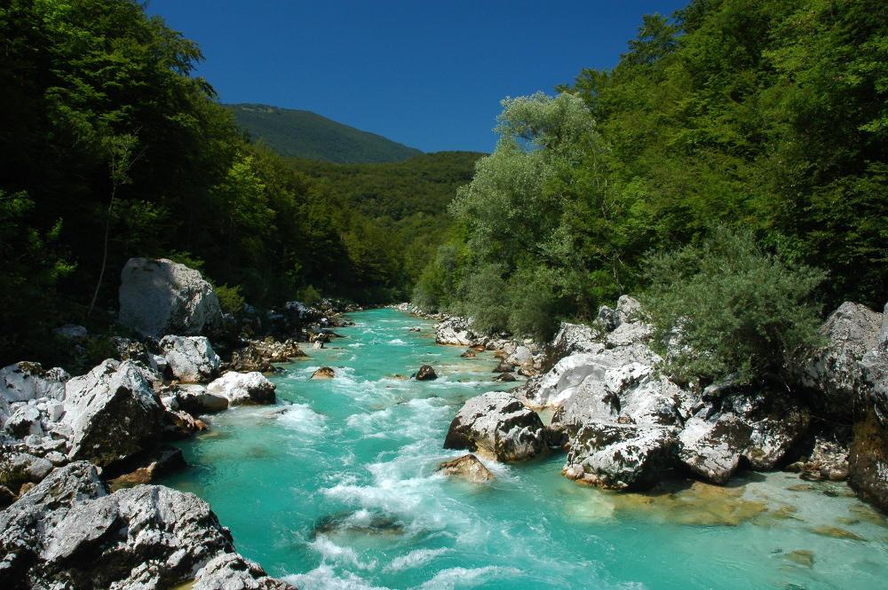 DAY 2 Bled  – Kranjska gora -Soca Valley – Goriska Brda